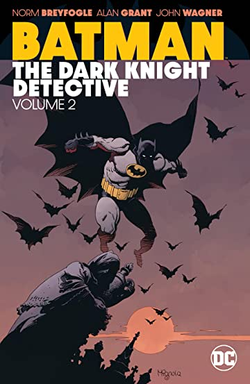 Batman The Dark Knight Detective Vol. 2