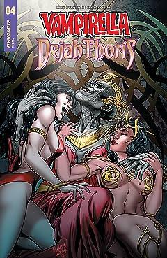 Vampirella/Dejah Thoris #4