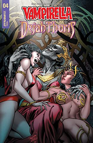Vampirella/Dejah Thoris No.4