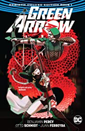 Green Arrow: The Rebirth Deluxe Edition  - Book 1