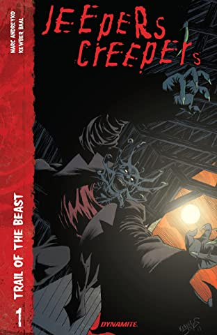 Jeepers Creepers Tome 1: The Trail of the Beast