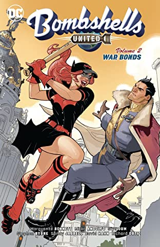 Bombshells: United (2017-2018) Tome 2: War Bonds