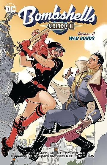 Bombshells: United (2017-2018) Vol. 2: War Bonds