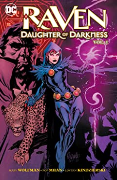 Raven: Daughter of Darkness (2018-2019) Vol. 1