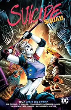 Suicide Squad (2016-2019) Tome 7: Drain the Swamp
