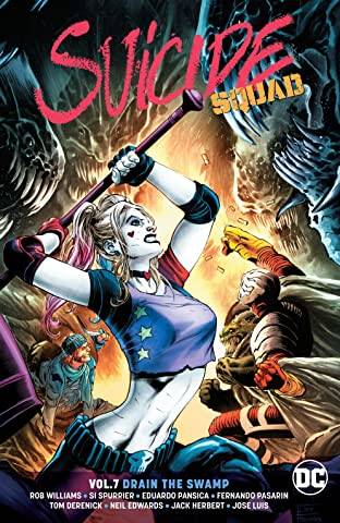 Suicide Squad (2016-) Vol. 7: Drain the Swamp