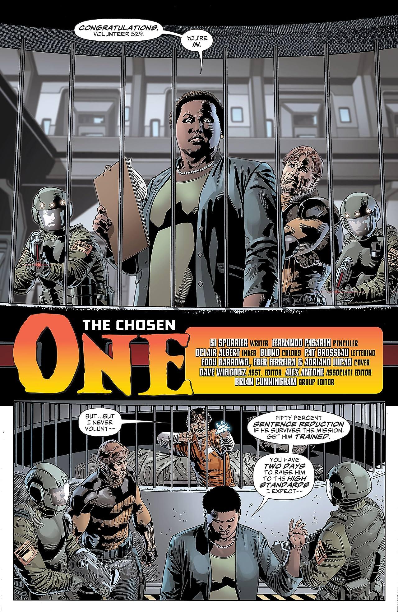 Suicide Squad (2016-) Vol. 7: Drain the Swamp