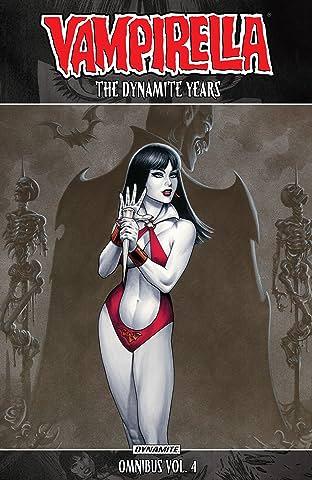 Vampirella: The Dynamite Years Omnibus Vol. 4