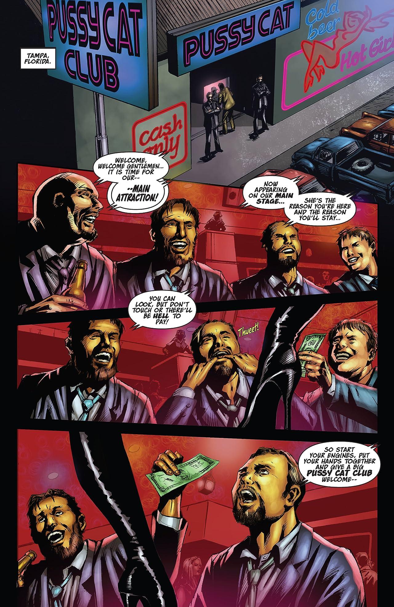 Vampirella: The Dynamite Years Omnibus Tome 4