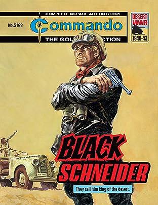 Commando #5168: Black Schneider