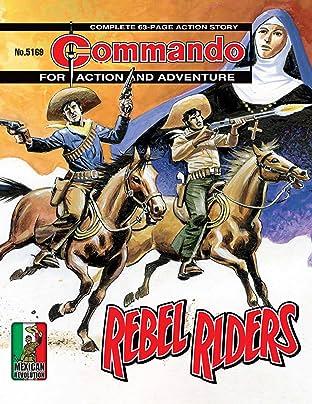Commando #5169: Rebel Riders