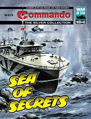 Commando #5170: Sea Of Secrets