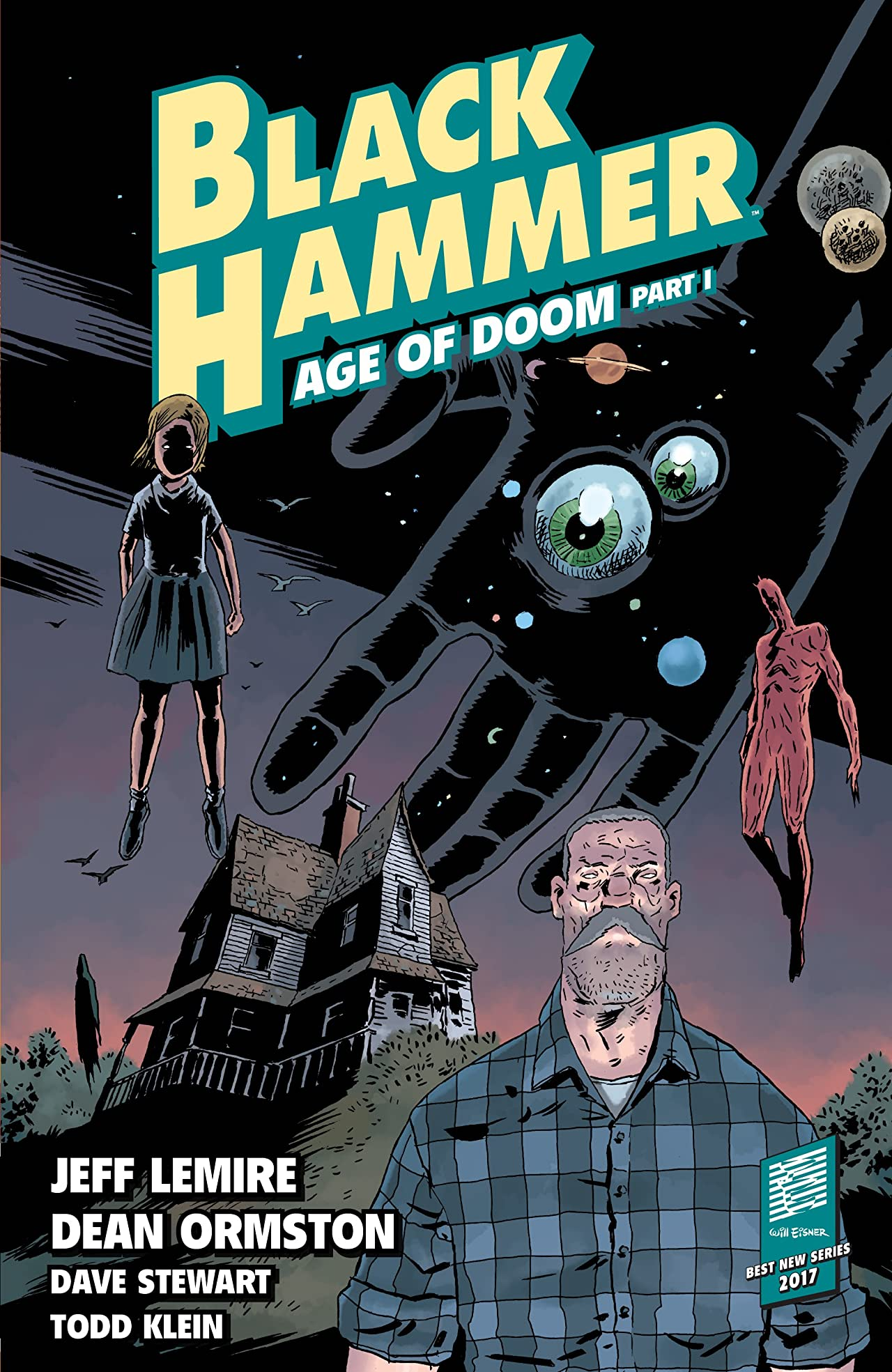 Black Hammer Tome 3: Age of Doom