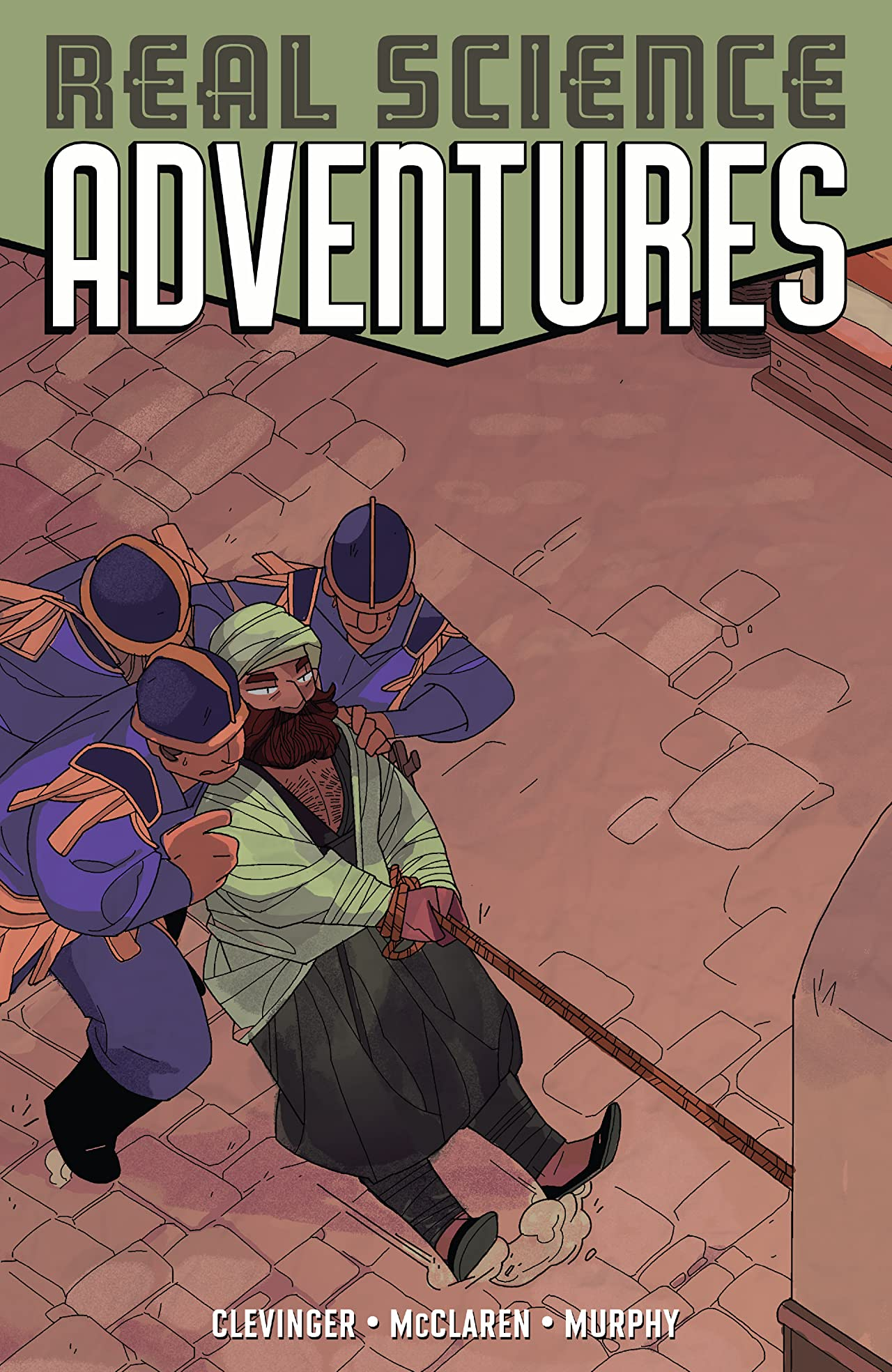 Real Science Adventures: The Nicodemus Job #4