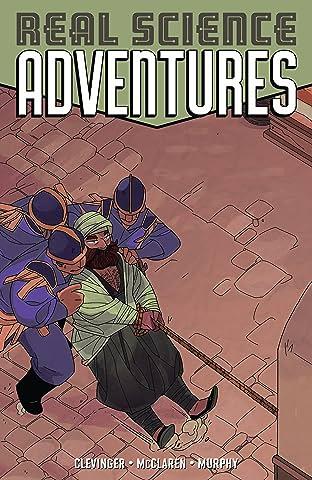 Real Science Adventures: The Nicodemus Job No.4