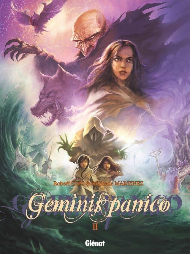 Geminis panico Vol. 2: Quand les enfants sauveront le monde