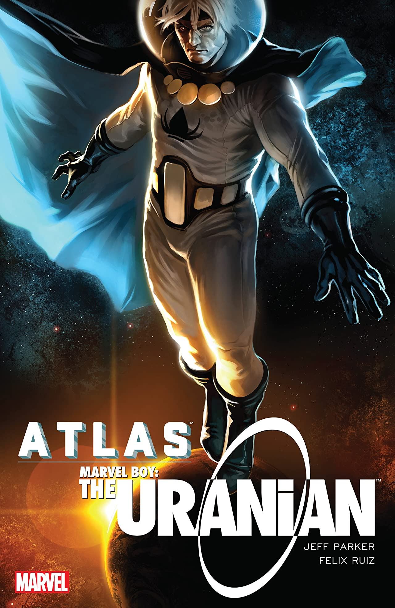 Atlas: Marvel Boy - The Uranian