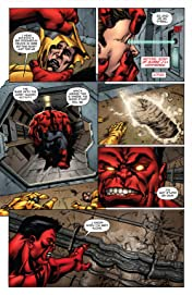 Hulk: Fall Of The Hulks - Red Hulk