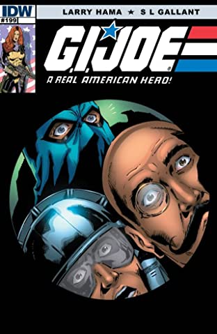 G.I. Joe: A Real American Hero #199