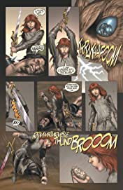 Red Sonja: She-Devil With a Sword #9