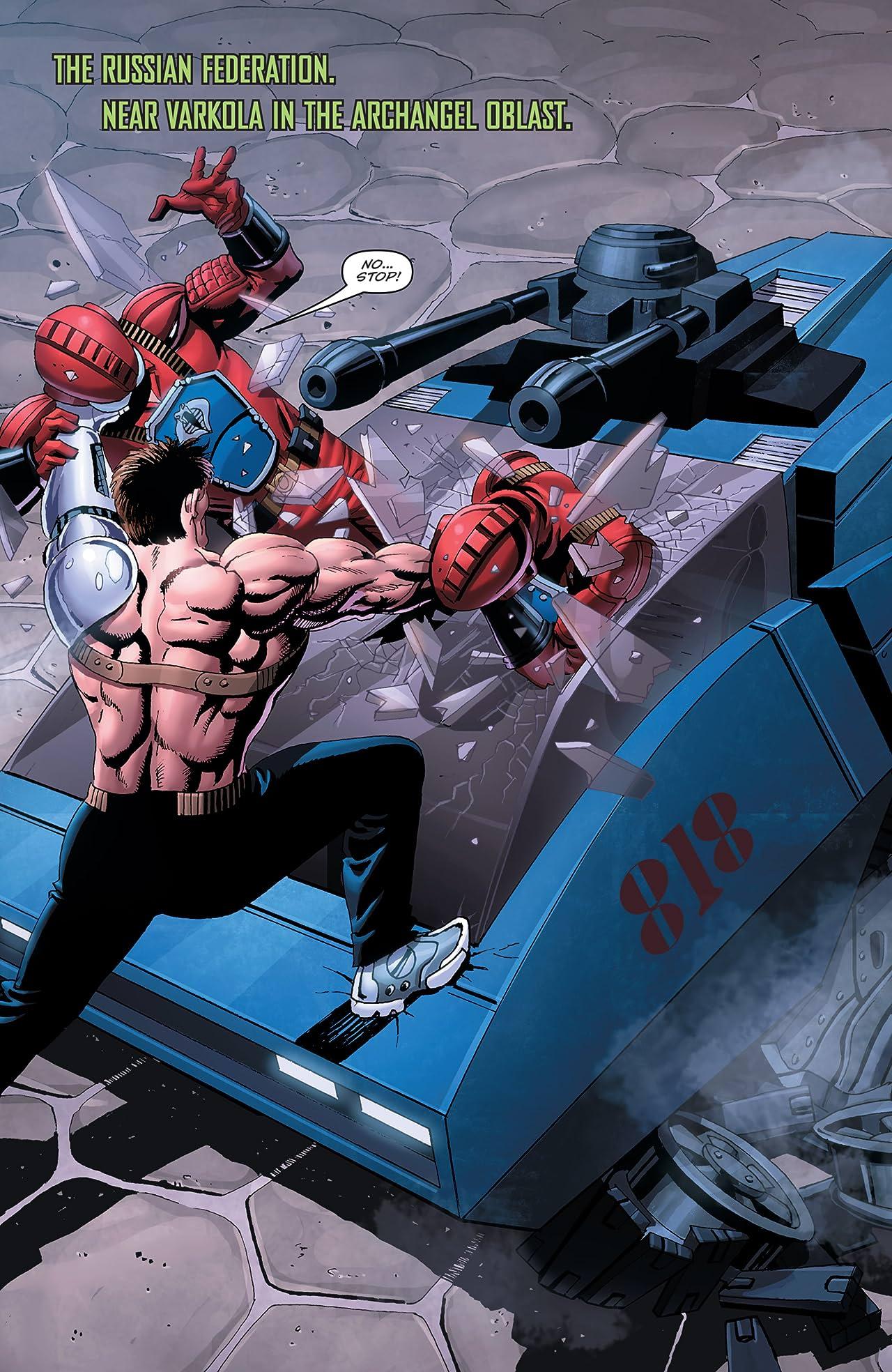 G.I. Joe: Special Missions #12