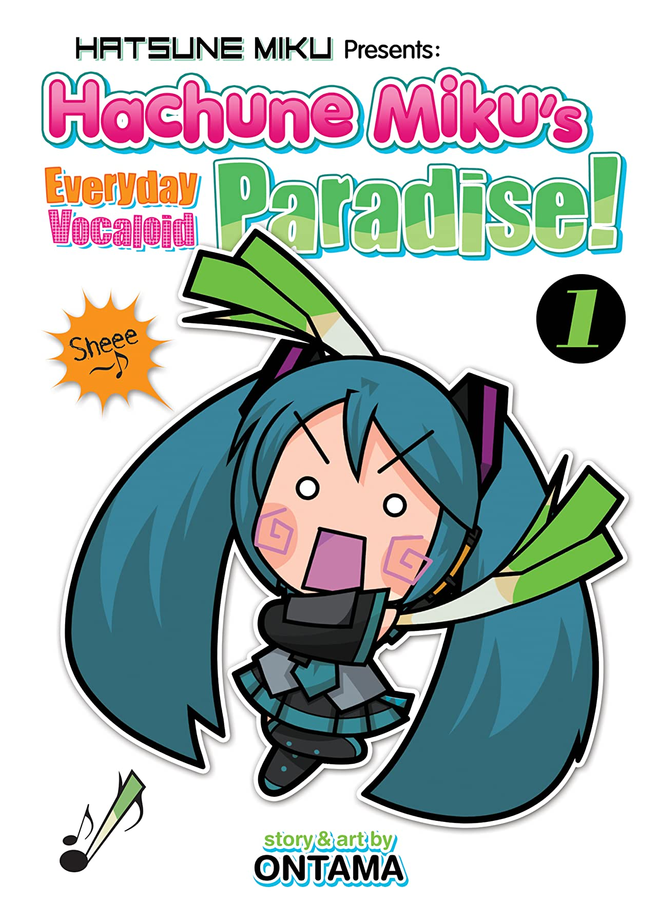 Hatsune Miku Presents: Hachune Miku's Everyday Vocaloid Paradise Vol. 1