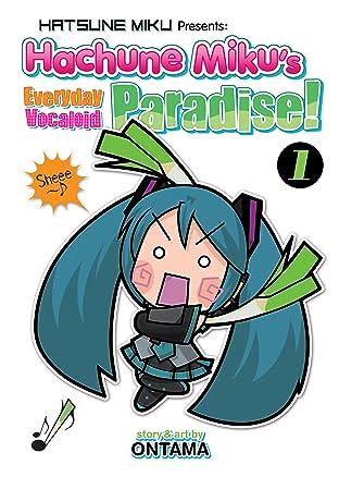 Hatsune Miku Presents: Hachune Miku's Everyday Vocaloid Paradise Vol. 1