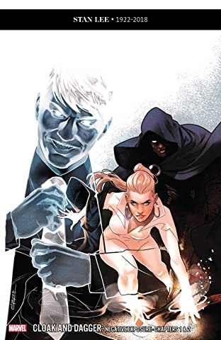 Cloak and Dagger: Negative Exposure - Marvel Digital Original (2018-2019) #1 (of 3)