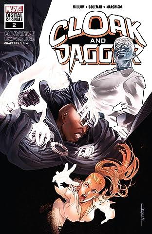 Cloak and Dagger: Negative Exposure - Marvel Digital Original (2018-2019) No.2 (sur 3)