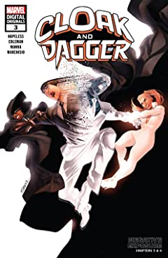 Cloak and Dagger: Negative Exposure - Marvel Digital Original (2018-2019) #3 (of 3)