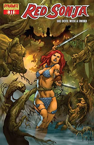 Red Sonja: She-Devil With a Sword No.11