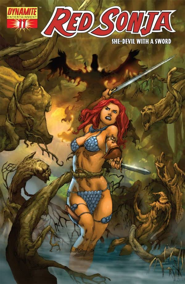 Red Sonja: She-Devil With a Sword #11