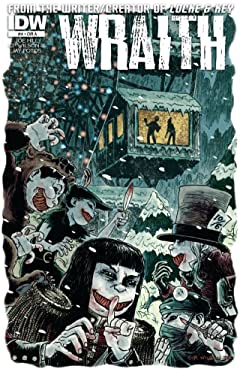 The Wraith: Welcome To Christmasland #4 (of 7)