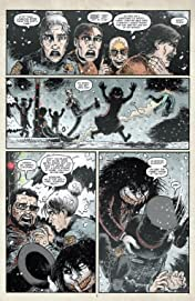 The Wraith: Welcome To Christmasland No.4 (sur 7)