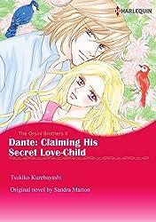 Dante: Claiming His Secret Love-Child Vol. 2: The Orsini Brothers
