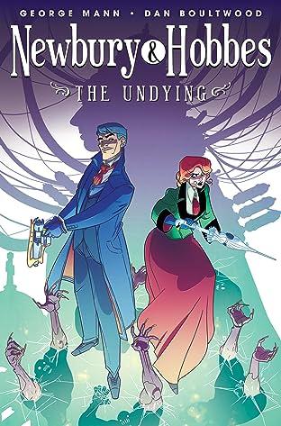 Newbury & Hobbes Vol. 1: The Undying