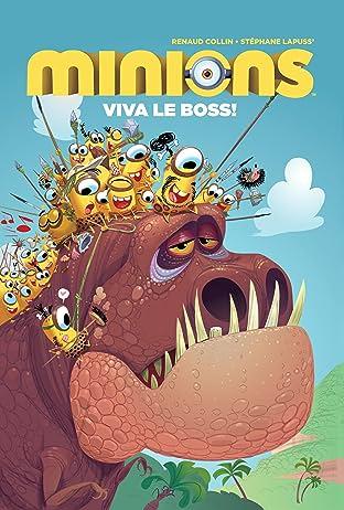 Minions: Vive Le Boss