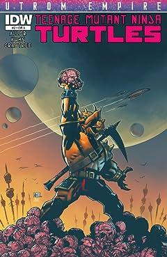 Teenage Mutant Ninja Turtles: Utrom Empire #2 (of 3)