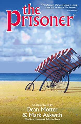 The Prisoner Tome 2: Shattered Visage