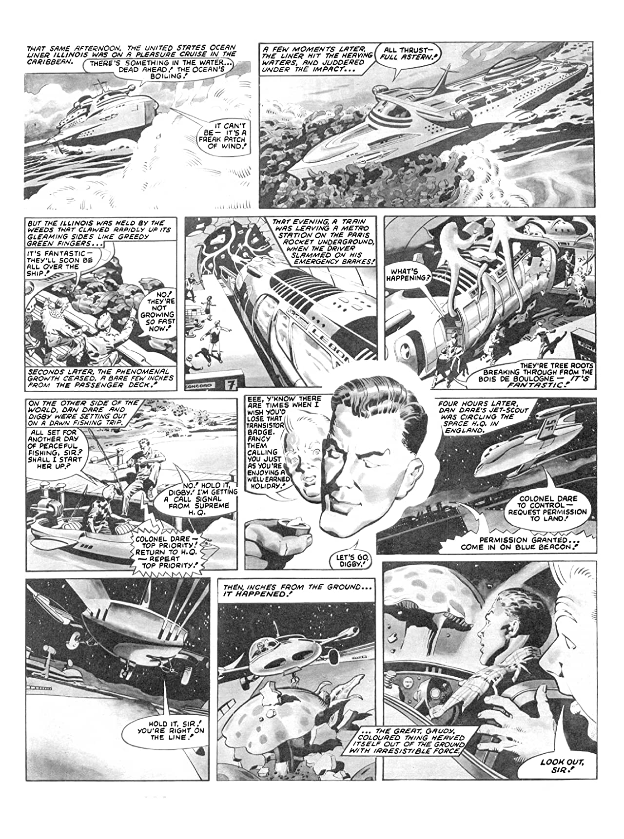 Dan Dare: The Evil One