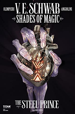 Shades of Magic: No.4: The Steel Prince