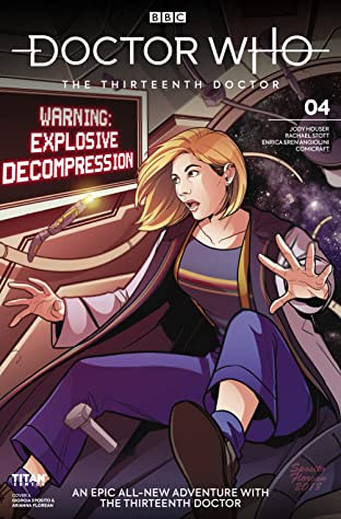 Doctor Who: The Thirteenth Doctor No.4