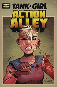 Tank Girl: Action Alley #2