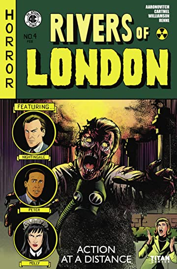Rivers of London: Action At A Distance #4