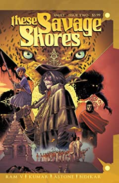 These Savage Shores #2