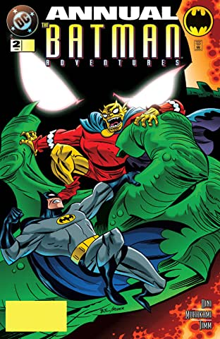 The Batman Adventures (1992-1995) Annual #2