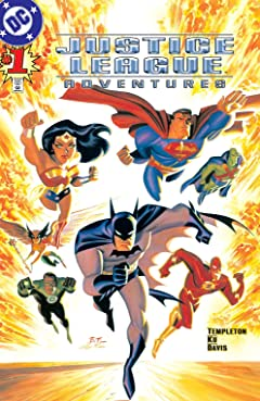 Justice League Adventures (2001-2004) #1