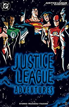 Justice League Adventures (2001-2004) No.2