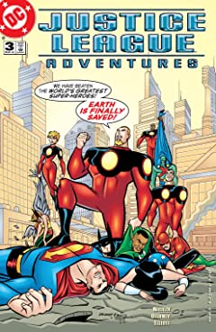 Justice League Adventures (2001-2004) No.3