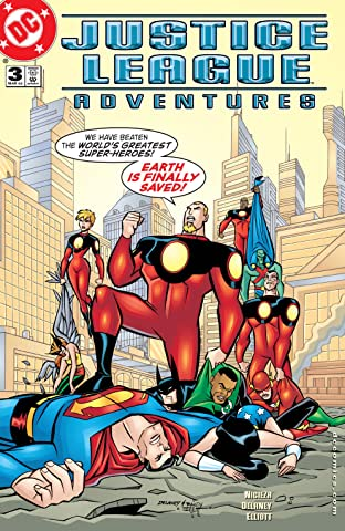 Justice League Adventures (2001-2004) #3